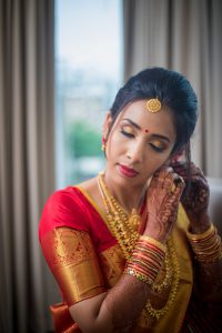 malyali bridal makeup