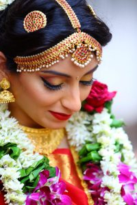 Tamilian bridal makeup artist in mumbai