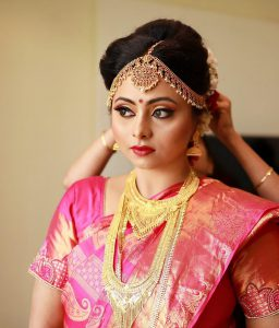 south indian wedding makeup artist mumbai
