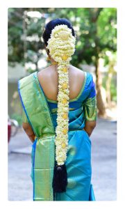 Southindian hairstyle artist mumbai